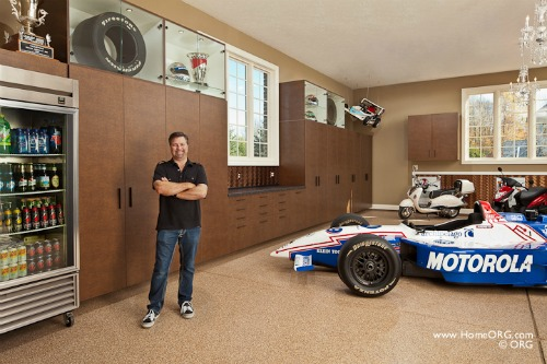 """andretti case solution  over the years and in each case we were disappointed with the picture quality,""""  barnett says  av over ip video distribution solution from contemporary  research  revving up the customer experience at andretti."""