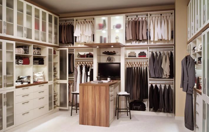 Closets Organizers